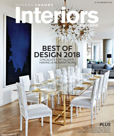 Modern Luxury Interiors Best of Design 2018